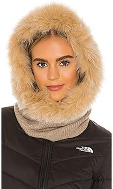 Paulina Fur Hood Eugenia Kim $395