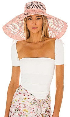 CHAPEAU MIRABEL Eugenia Kim $475 Durable