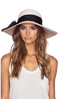 Eugenia Kim Honey Hat in Cream & Sand