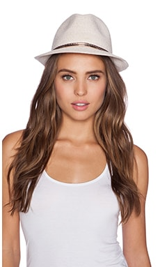 Eugenia Kim Max Hat in Bone
