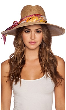 Eugenia Kim Cassidy Hat in Camel