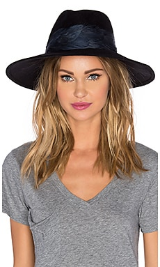 Eugenia Kim Emmanuelle Hat in Black