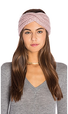 Lula Headband in Rose