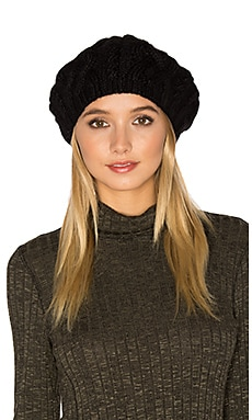 Jamie Beanie in Black