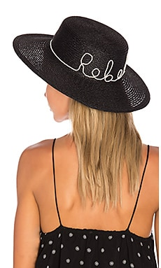 "Colette ""Rebel"" Hat"