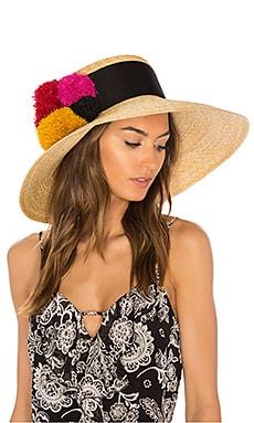 Шляпа mirasol - Eugenia Kim