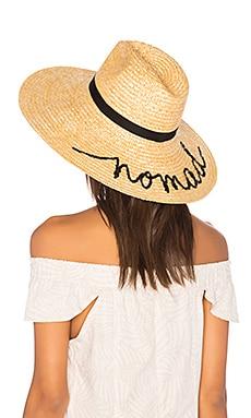 Шляпа carmen 'nomad' - Eugenia Kim