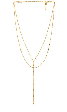 Camilla Lariat Necklace Ellie Vail $69