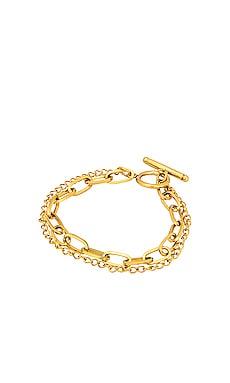 Arden Double Chain Toggle Bracelet Ellie Vail $19 (FINAL SALE)