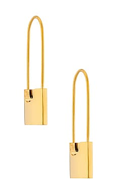 Londyn Lock Earring Ellie Vail $57 BEST SELLER