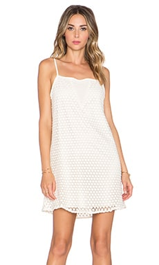 Whitney Eve Sunrise Beach Dress in Creme