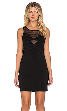Whitney Eve Kite Beach Dress in Black