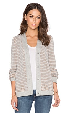Whitney Eve Gibson Sweater in Grey