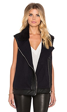 Whitney Eve Tanami Vest in Black