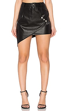 Whitney Eve Opal Skirt in Black