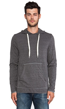 EVER Dual- Layer Hoodie in Charcoal