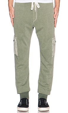 PANTALON SWEAT ALCATRAZ