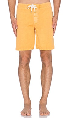 EVER Cliffs Boardshort in Washed Orange