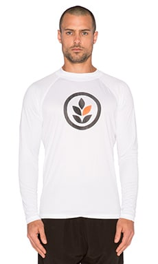 EVER Trestles Surf Shirt in White