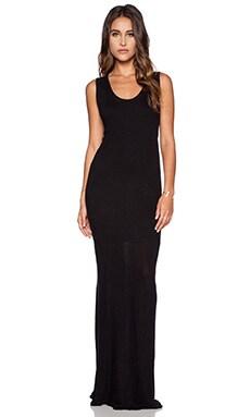 EVER Morgan Maxi Dress in Black