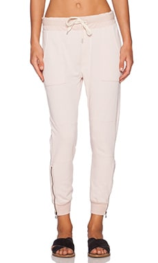 EVER Parker Patch PKT Jogger in Shell