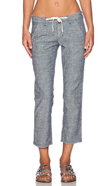 EVER Audrey Chino Pant in Indigo