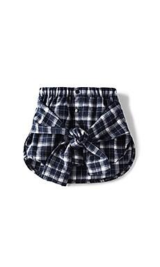 Wrap Shirt Skirt