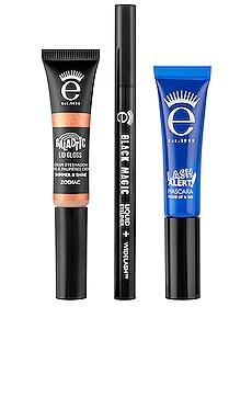 Spellbound Shimmer Eye Set Eyeko $18