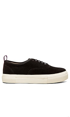 Eytys Mother Suede in Black