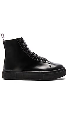 Eytys Mother Kibo Leather in All Black