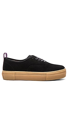 Eytys Mother Suede in Black Gum