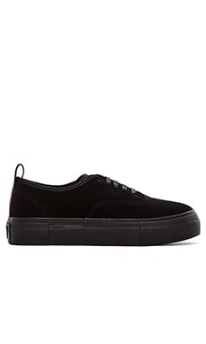 Eytys Mother Suede in All Black