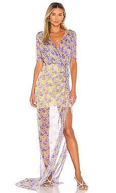 Elke Dress eywasouls malibu $127