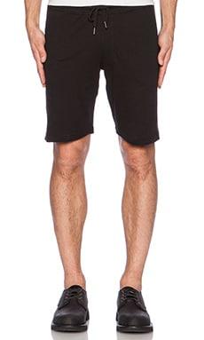 Ezekiel Wing Man Knit Short in Black