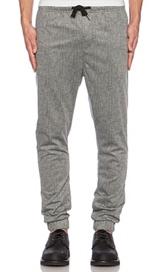 Ezekiel Ezek Pant in Black