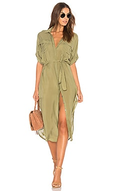 Gigi Shirt Dress FAITHFULL THE BRAND $180
