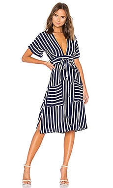Milan Midi Dress FAITHFULL THE BRAND $168