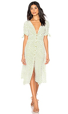 Billie Midi Dress FAITHFULL THE BRAND $95