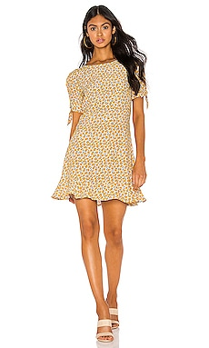 ROBE DAPHNE FAITHFULL THE BRAND $149