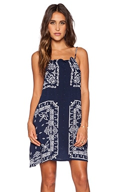 FAITHFULL THE BRAND x REVOLVE New Age Dress in Bandit Print