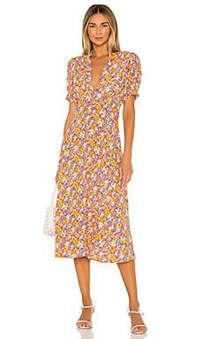 Meadows Midi Dress FAITHFULL THE BRAND $106