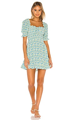 Donna Mini Dress FAITHFULL THE BRAND $159