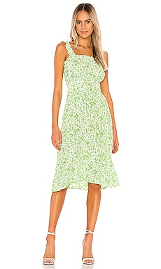 Mae Midi Dress FAITHFULL THE BRAND $189