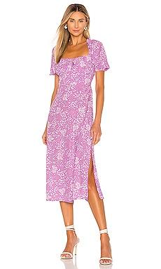 Bette Midi Dress FAITHFULL THE BRAND $189