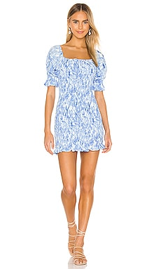 Magnolia Mini Dress FAITHFULL THE BRAND $179