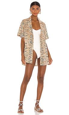 Charlita Shirt Dress FAITHFULL THE BRAND $169