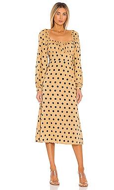 Massima Midi Dress FAITHFULL THE BRAND $209
