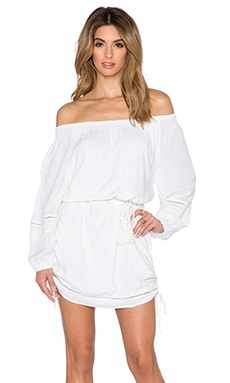 FAITHFULL THE BRAND x REVOLVE Spirited Away Dress in White