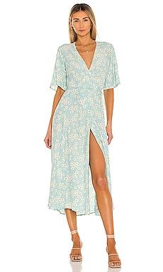 Rivera Midi Dress FAITHFULL THE BRAND $169