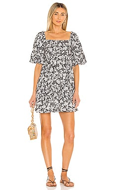 Eryn Mini Dress FAITHFULL THE BRAND $179 NEW
